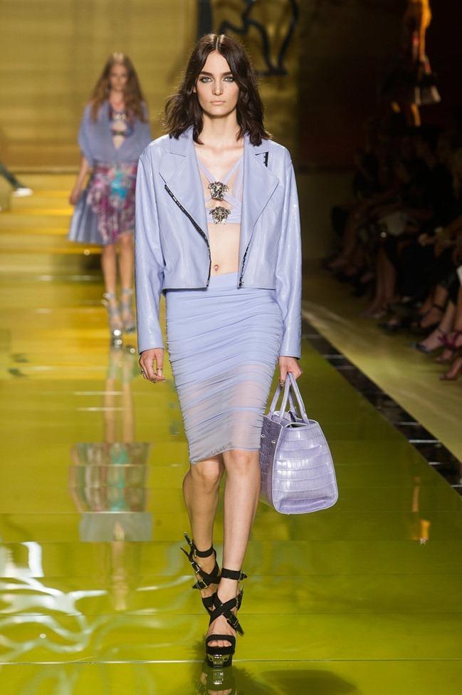 MILAN FASHION WEEK- Versace Spring 2014. www.imageamplified.com, Image Amplified (1)