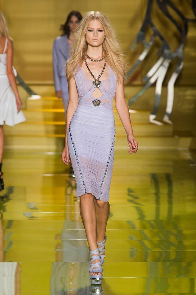 MILAN FASHION WEEK- Versace Spring 2014. www.imageamplified.com, Image Amplified (15)