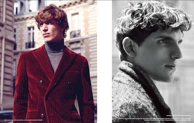PORTS MAGAZINE- Rodolphe Zanforlini & Xavier Buestel in The Streets Belong To Us by Carlotta Manaigo. David St John James, www.imageamplified.com, Image Amplified (1)
