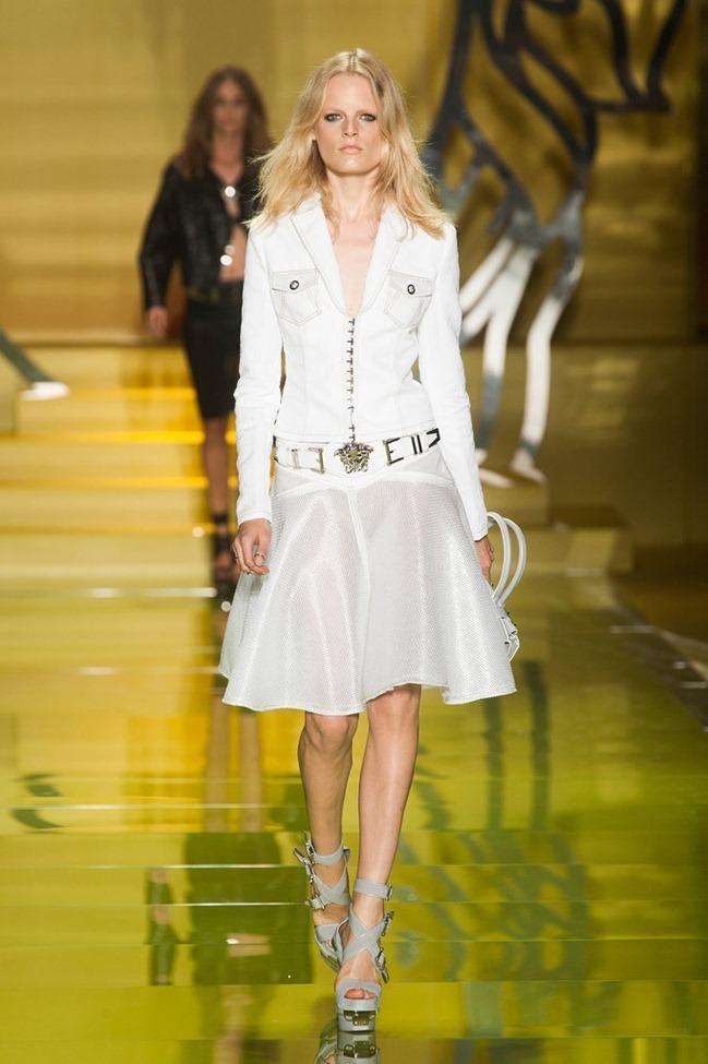 MILAN FASHION WEEK- Versace Spring 2014. www.imageamplified.com, Image Amplified (43)