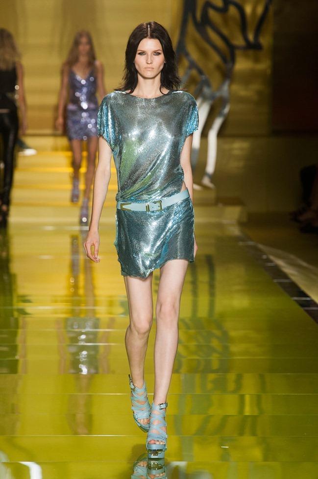 MILAN FASHION WEEK- Versace Spring 2014. www.imageamplified.com, Image Amplified (16)