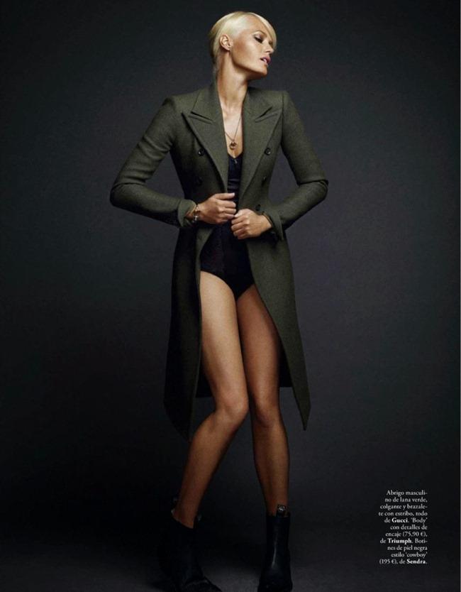 ELLE SPAIN- Yasmin Le Bon in Sexy & Rock by Xavi Gordo. Inmaculada Jimenez, October 2013, www.imageamplified.com, Image Amplified (5)