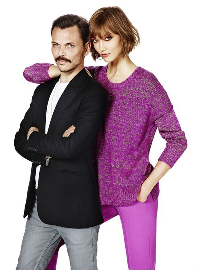 CAMPAIGN- Karlie Kloss & Matthew Williamson for LIndex 2013 by Giampaolo Sgura. www.imageamplified.com, Image Amplified