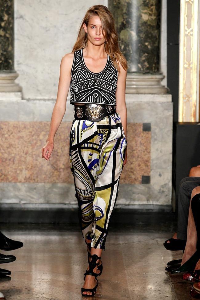 MILAN FASHION WEEK- Emilio Pucci Spring 2014. www.imageamplified.com, Image Amplified (13)