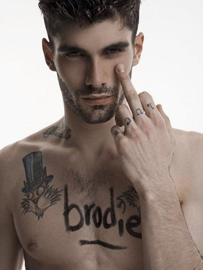 MASCULINE DOSAGE- Brodie Beaudry by Rick Day. www.imageamplified.com, Image Amplified (8)