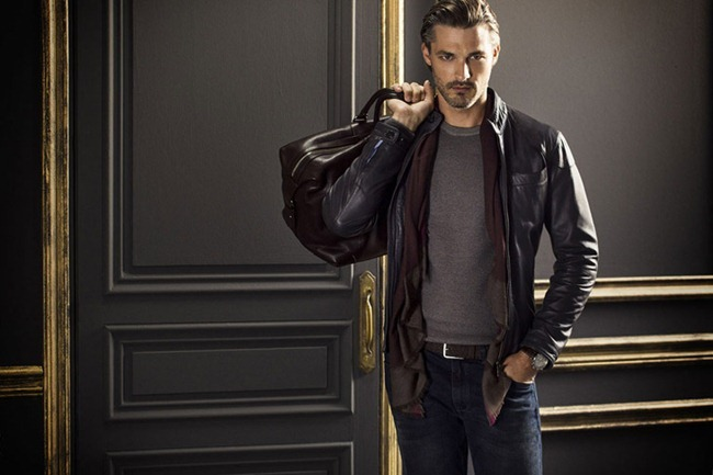 LOOKBOOK- Ben Hiill for Massimo Dutti Fall 2013. www.imageamplified.com, Image Amplified