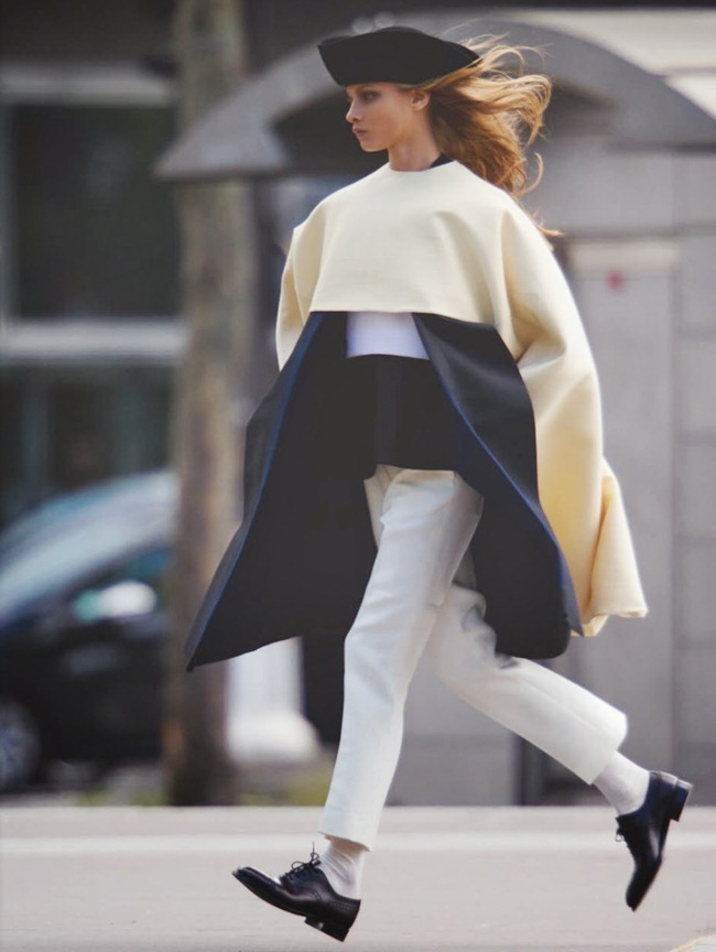 NUMERO MAGAZINE- Anna Selezneva in Uptown by Hans Feurer. Spela Lenarcic, October 2013, www.imageamplified.com, Image Amplified (4)