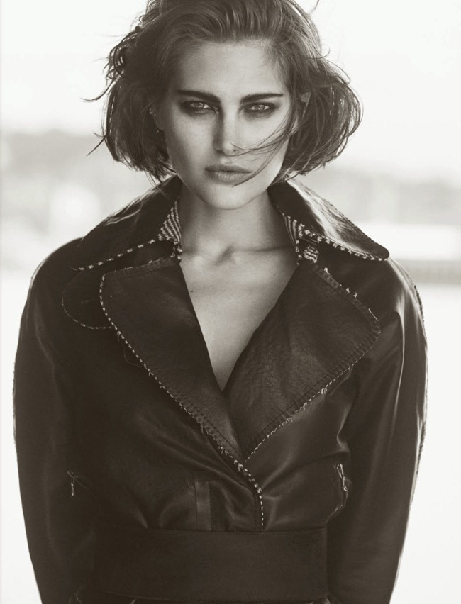 NUMERO MAGAZINE- The Famous Five by Peter Lindbergh. Irina Marie, October 2013, www.imageamplified.com, Image Amplified (1)