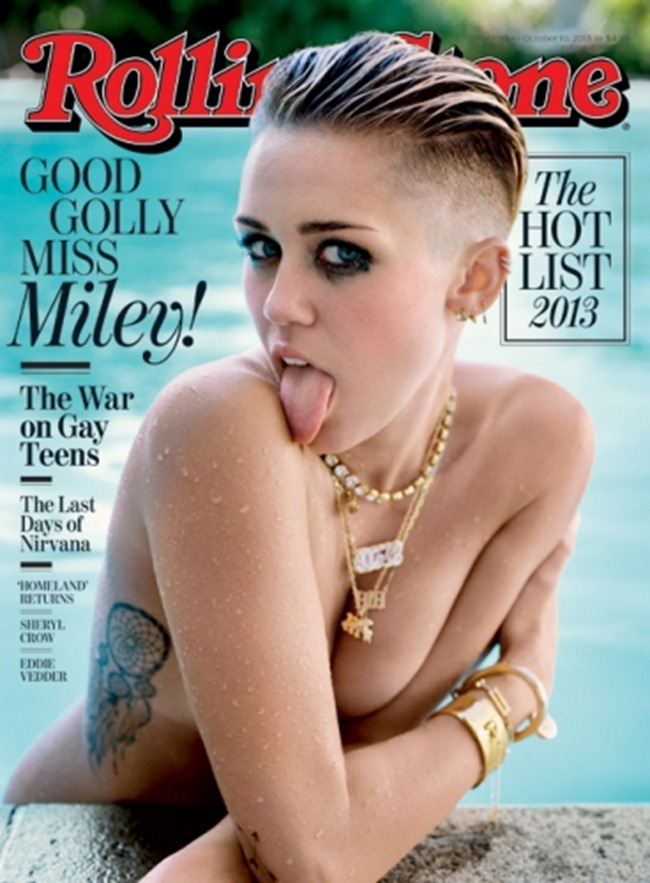 ROLLINGSTONE MAGAZINE- Miley Cyrus in Confessions of Pop's Wildest Child by Theo Wenner. September 2013, www.imageamplified.com, Image Amplified (4)