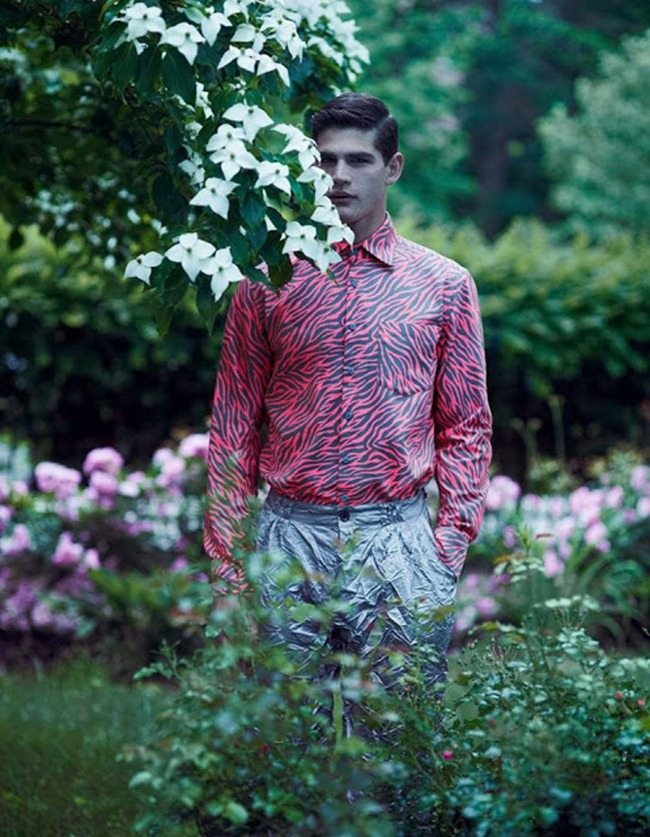 THE WILD MAGAZINE- Ryan Bertorche by Thomas Whiteside. Julian Jesus, www.imageamplified.com, Image Amplified
