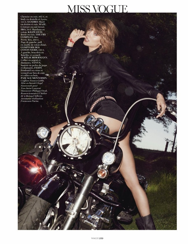 VOGUE PARIS- Karlie Kloss in Vive Allure by Katja Rahlwes. Veronique Didry, October 2013, www.imageamplified.com, Image Amplified (7)