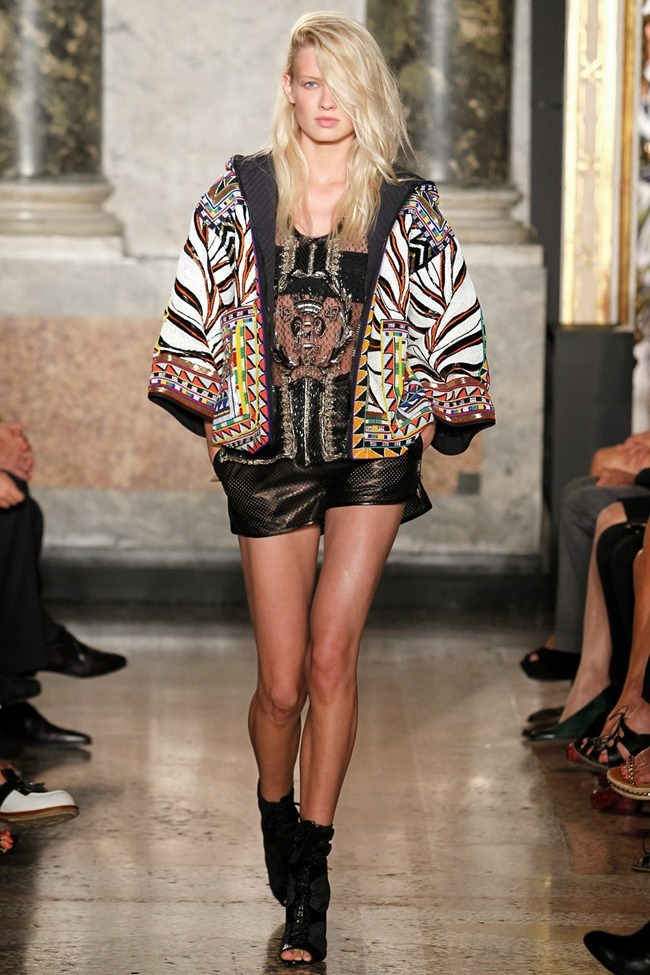MILAN FASHION WEEK- Emilio Pucci Spring 2014. www.imageamplified.com, Image Amplified (6)