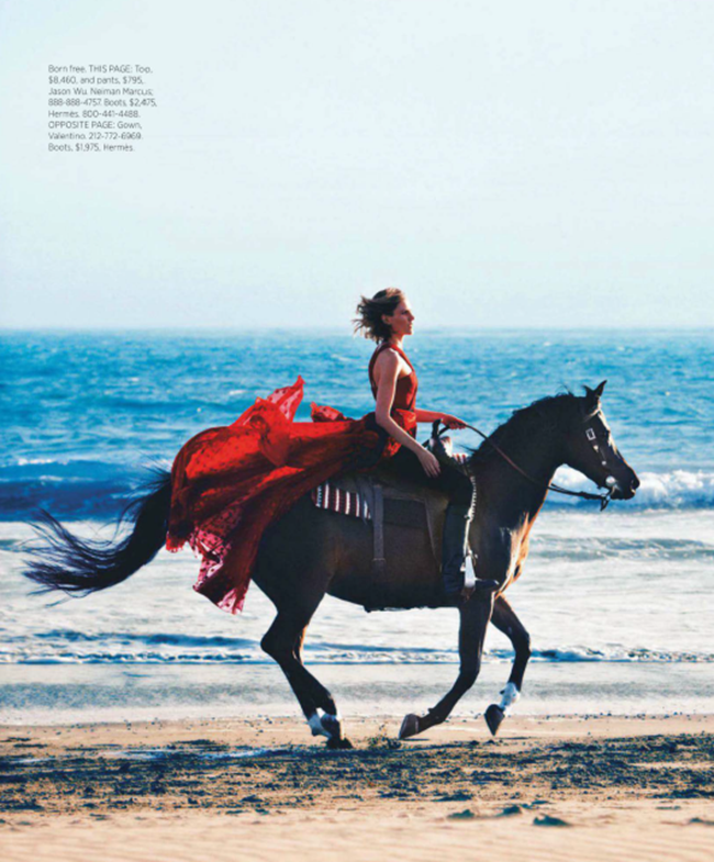HARPER'S BAZAAR MAGAZINE- Gabriela Perezutti in Wild At Heart by Alexi Lubomirski. Joanna Hillman, October 2013, www.imageamplified.com, Image Amplified (2)