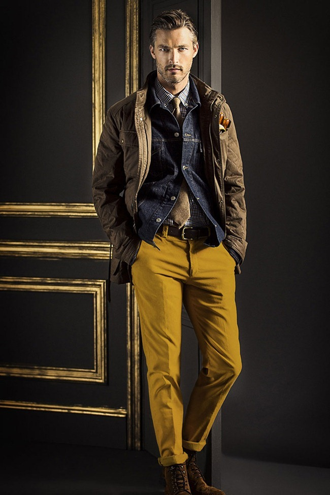 LOOKBOOK- Ben Hiill for Massimo Dutti Fall 2013. www.imageamplified.com, Image Amplified (15)