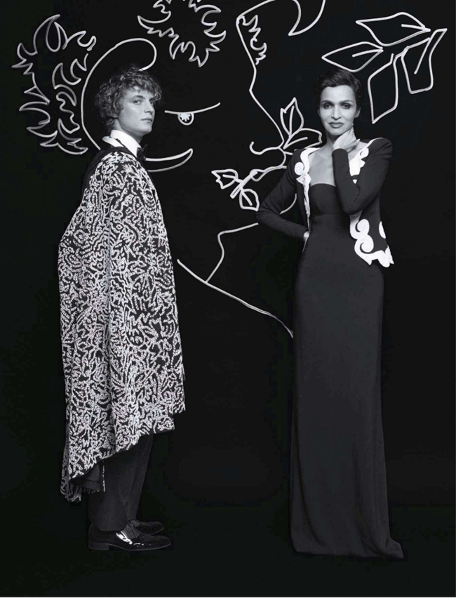 L'OFFICIEL PARIS- Opium Cast by karl Lagerfeld. October 2013, www.imageamplified.com, Image Amplified (13)