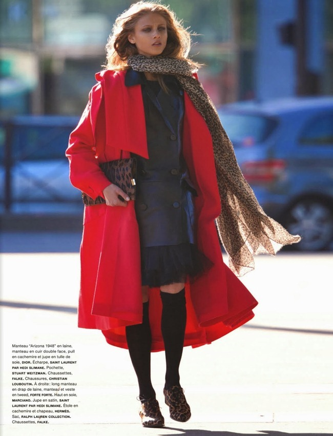 NUMERO MAGAZINE- Anna Selezneva in Uptown by Hans Feurer. Spela Lenarcic, October 2013, www.imageamplified.com, Image Amplified (7)
