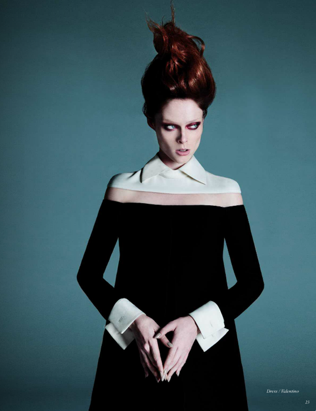 SCHON MAGAZINE- Coco Rocha by Rayan Ayash, September 2013, www.imageamplified.com, Image Amplified (2)