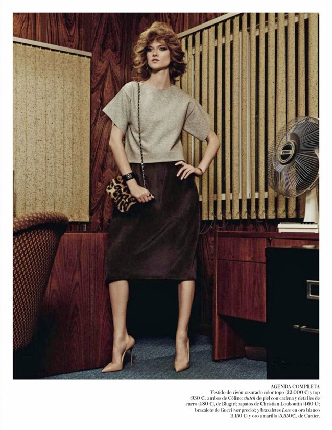 VOGUE SPAIN- Kasia Struss in Son Solo Negocios by Giampaolo Sgura. Claudia Englmann, October 2013, www.imageamplified.com, Image Amplified (10)