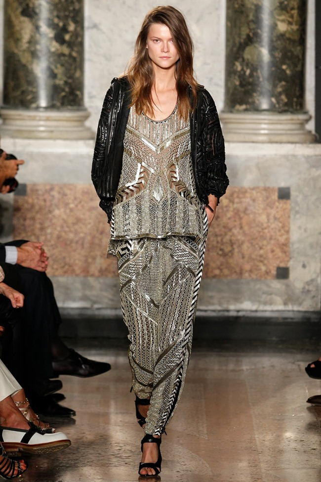 MILAN FASHION WEEK- Emilio Pucci Spring 2014. www.imageamplified.com, Image Amplified (38)