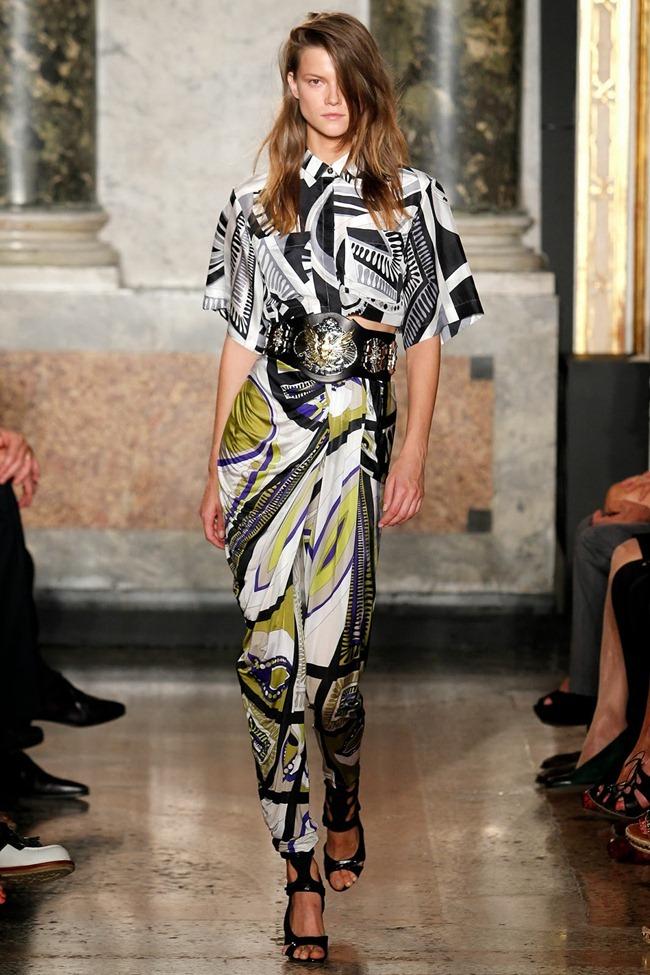 MILAN FASHION WEEK- Emilio Pucci Spring 2014. www.imageamplified.com, Image Amplified (7)