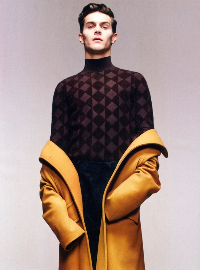 L'OFFICIEL HOMMES ITALIA- Vincent Lacrocq by Thomas Lohr. Andres Solvsten Thomsen, www.imageamplified.com, Image Amplified