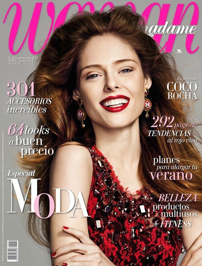 MADAME FIGARO SPAIN- Coco Rocha by Richard Ramos. Marta Lasierra, www.imageamplified.com, Image Amplified