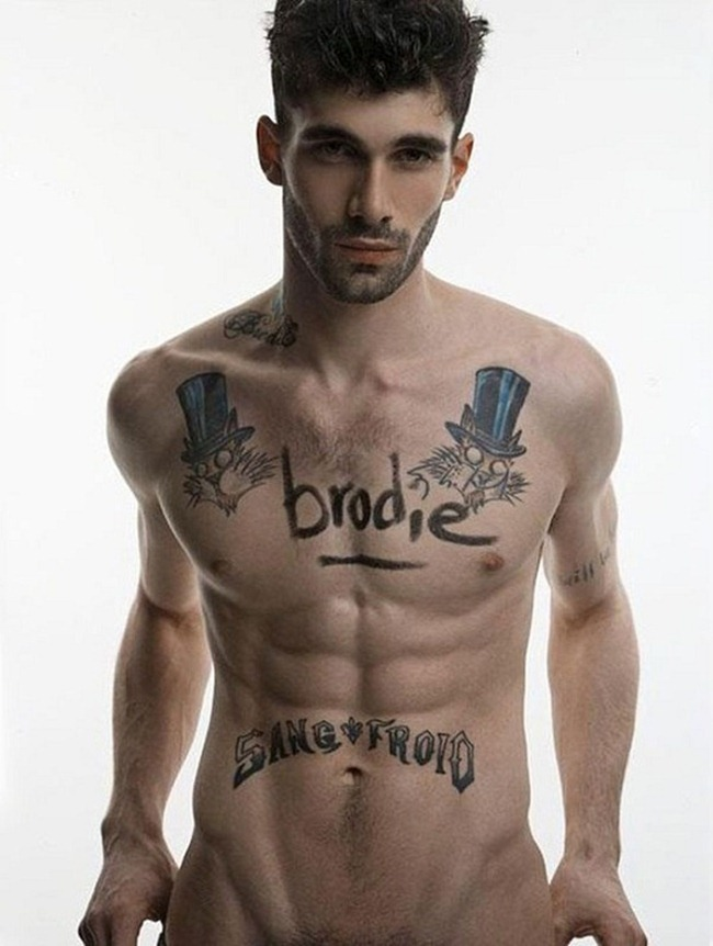 MASCULINE DOSAGE- Brodie Beaudry by Rick Day. www.imageamplified.com, Image Amplified (7)