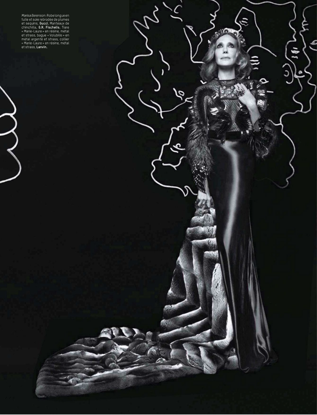 L'OFFICIEL PARIS- Opium Cast by karl Lagerfeld. October 2013, www.imageamplified.com, Image Amplified (9)