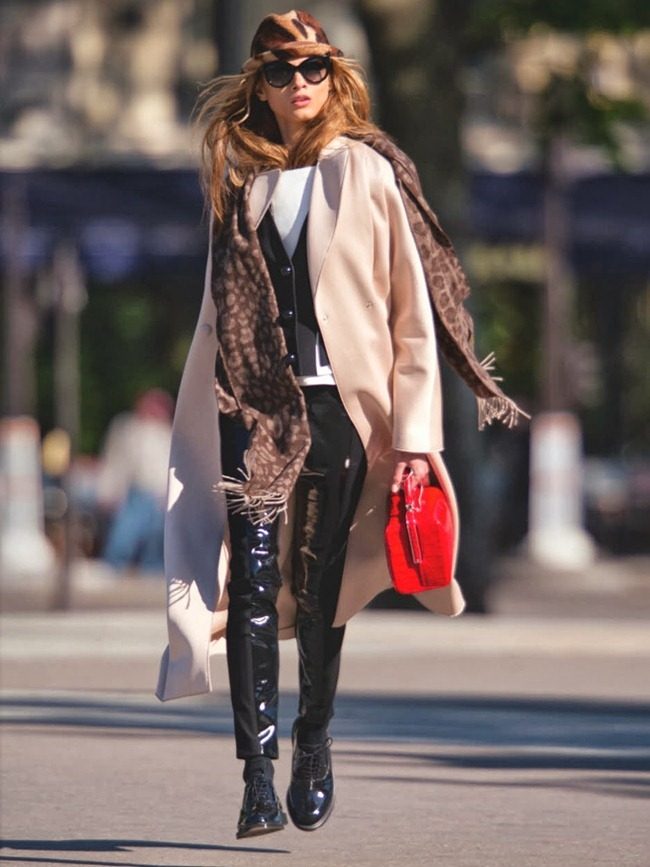 NUMERO MAGAZINE- Anna Selezneva in Uptown by Hans Feurer. Spela Lenarcic, October 2013, www.imageamplified.com, Image Amplified (1)