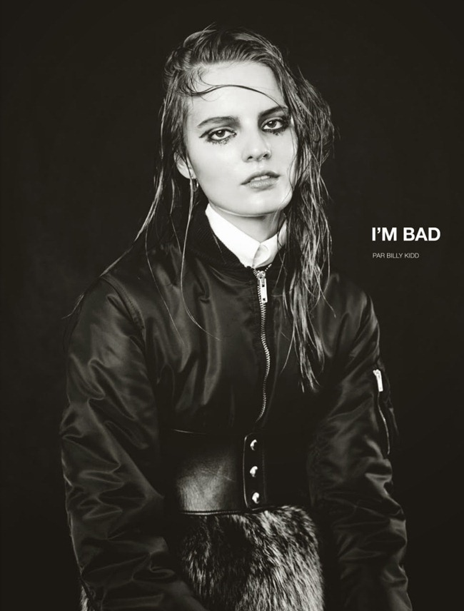 NUMERO MAGAZINE- I'm Bad by Billy Kidd. Charles Varenne, October 2013, www.imageamplified.com, Image Amplified