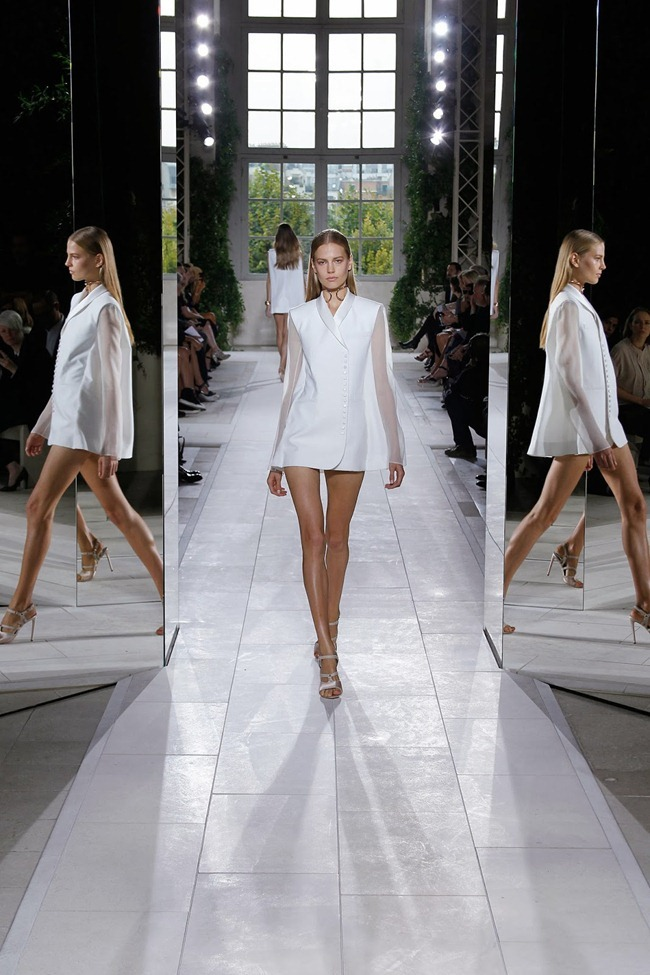PARIS FASHION WEEK- Balenciaga Spring 2014. www.imageamplified.com, Image Amplified (33)