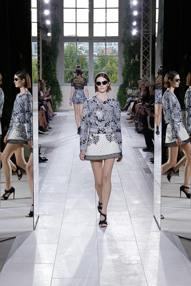 PARIS FASHION WEEK- Balenciaga Spring 2014. www.imageamplified.com, Image Amplified (10)
