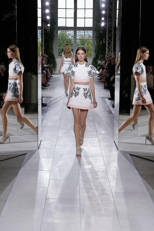 PARIS FASHION WEEK- Balenciaga Spring 2014. www.imageamplified.com, Image Amplified (13)