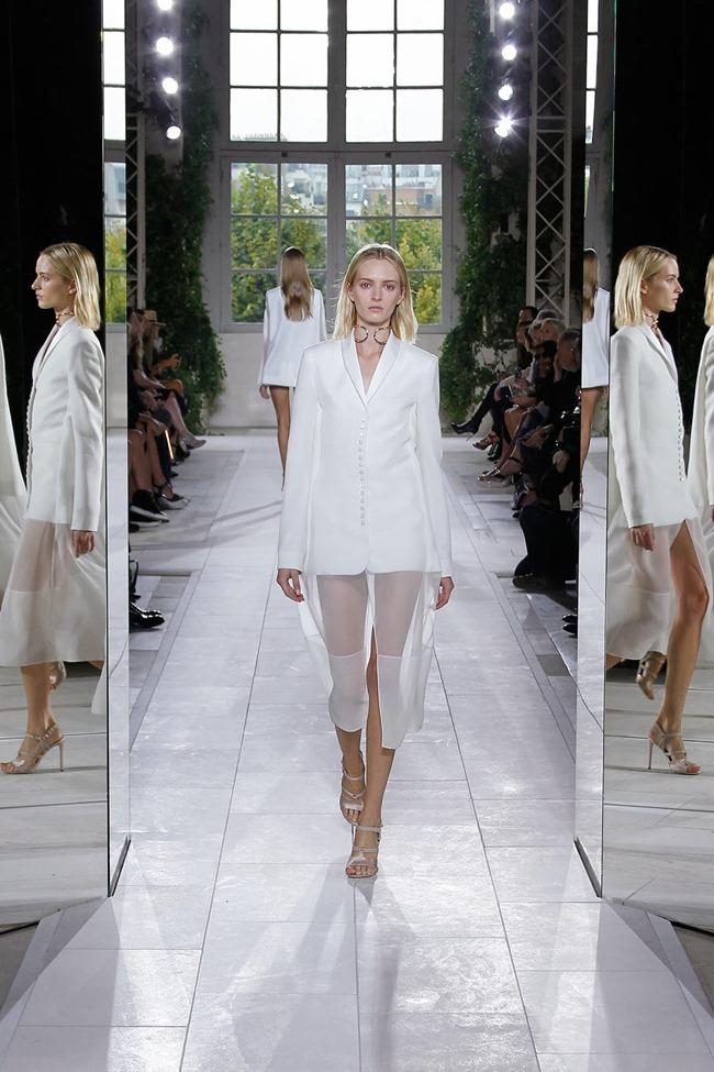 PARIS FASHION WEEK- Balenciaga Spring 2014. www.imageamplified.com, Image Amplified (34)