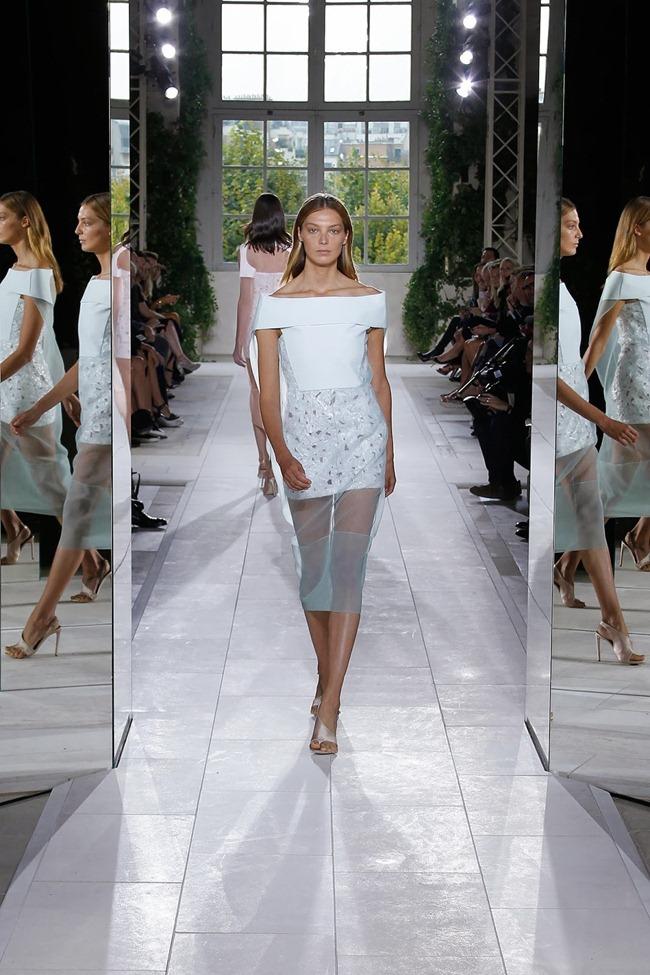 PARIS FASHION WEEK- Balenciaga Spring 2014. www.imageamplified.com, Image Amplified (38)