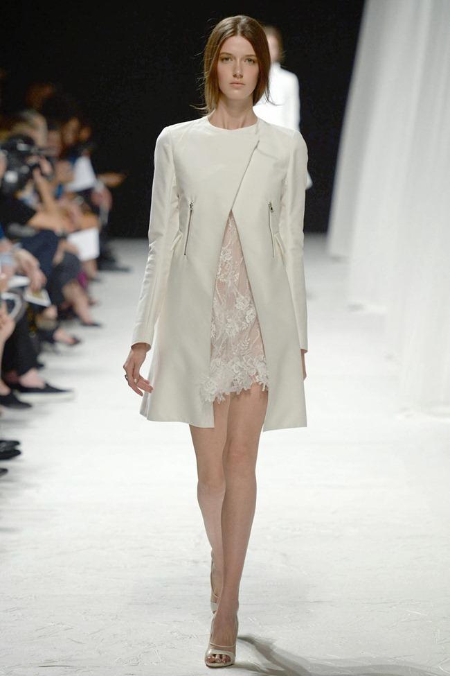 PARIS FASHION WEEK- Nina Ricci Spring 2014. www.imageamplified.com, Image Amplified