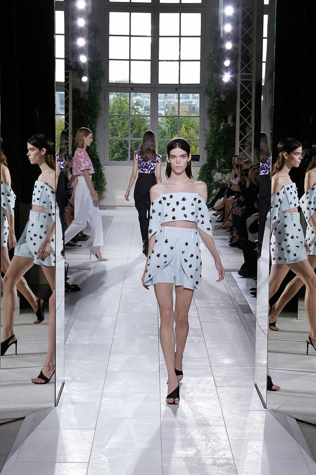 PARIS FASHION WEEK- Balenciaga Spring 2014. www.imageamplified.com, Image Amplified (17)