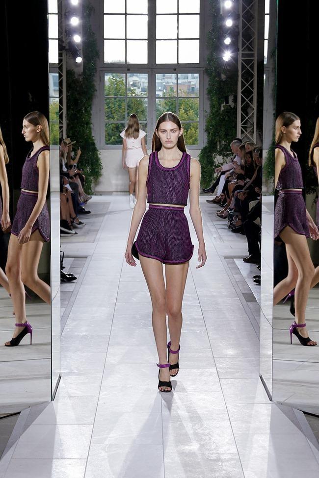 PARIS FASHION WEEK- Balenciaga Spring 2014. www.imageamplified.com, Image Amplified (3)