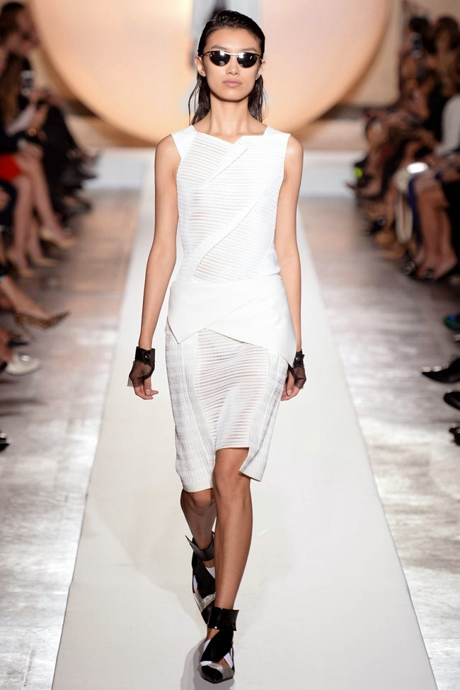 PARIS FASHION WEEK- Roland Mouret Spring 2014. www.imageamplified.com, Image Amplified (12)