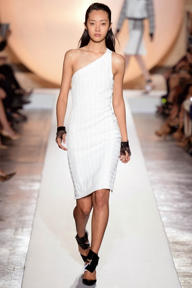 PARIS FASHION WEEK- Roland Mouret Spring 2014. www.imageamplified.com, Image Amplified (15)