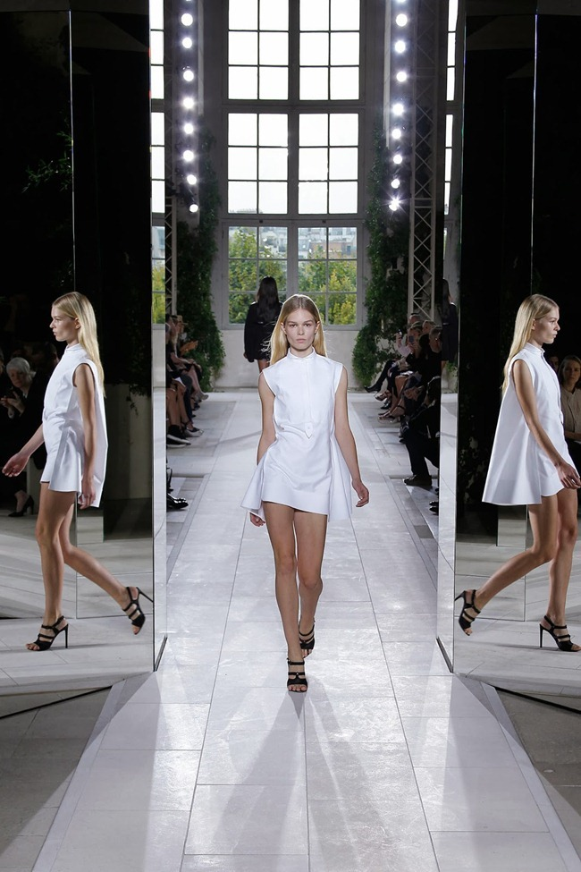 PARIS FASHION WEEK- Balenciaga Spring 2014. www.imageamplified.com, Image Amplified (27)