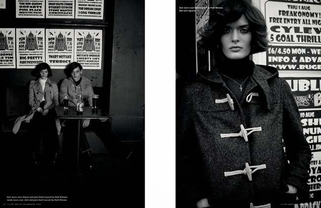 I-D MAGAZINE- Sam Rollinson in No Road is Long With Good Company by Richard Bush. Sarah Richardson, Fall 2013, www.imageamplified.com, Image Amplified (4)