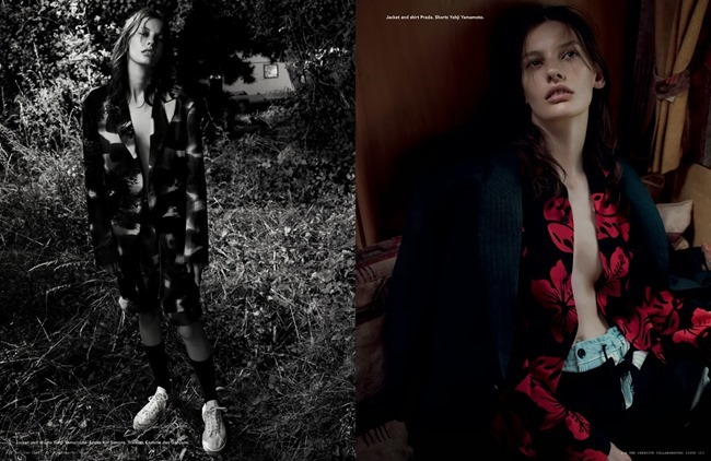 I-D MAGAZINE- Amanda Murphy by Willy Vanderperre. Olivier Rizzo, Fall 2013, www.imageamplified.com, Image Amplified (4)