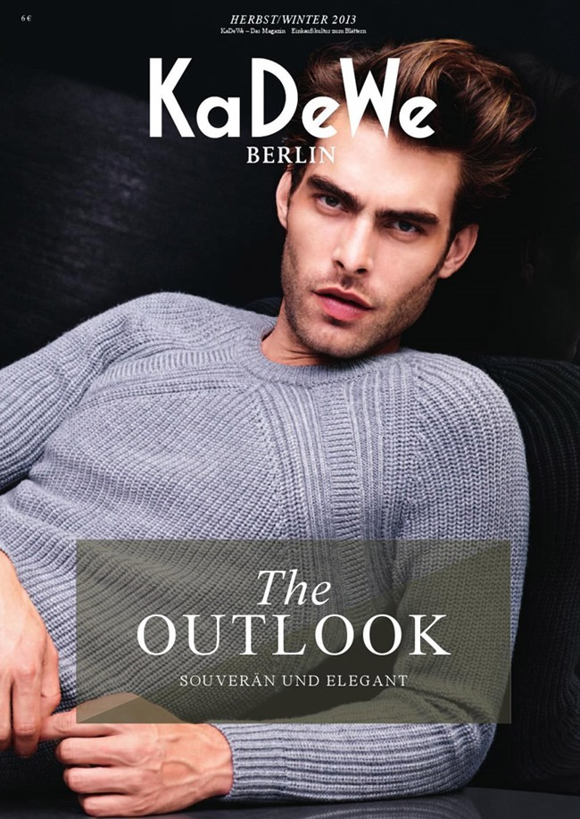 KADEWE MAGAZINE- Jon Kortajarena by Horst Diekgerdes. Fall 2013, www.imageamplified.com, Image Amplified (1)