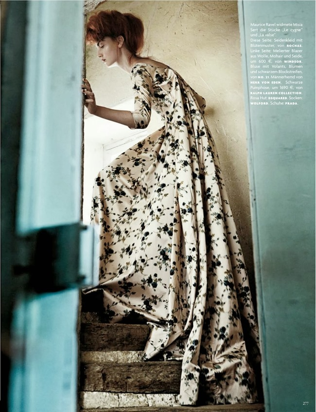 VOGUE GERMANY- Codie Young in Misia by Giampaolo Sgura. Chrisiane Arp, October 2013, www.imageamplified.com, Image Amplified (2)