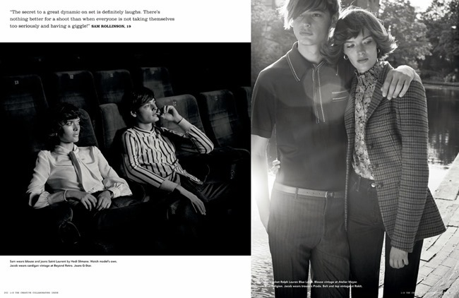 I-D MAGAZINE- Sam Rollinson in No Road is Long With Good Company by Richard Bush. Sarah Richardson, Fall 2013, www.imageamplified.com, Image Amplified (1)