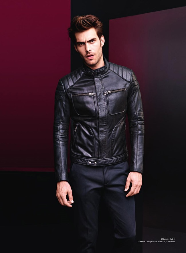 KADEWE MAGAZINE- Jon Kortajarena by Horst Diekgerdes. Fall 2013, www.imageamplified.com, Image Amplified (2)