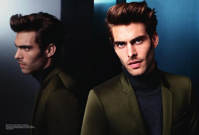KADEWE MAGAZINE- Jon Kortajarena by Horst Diekgerdes. Fall 2013, www.imageamplified.com, Image Amplified (3)