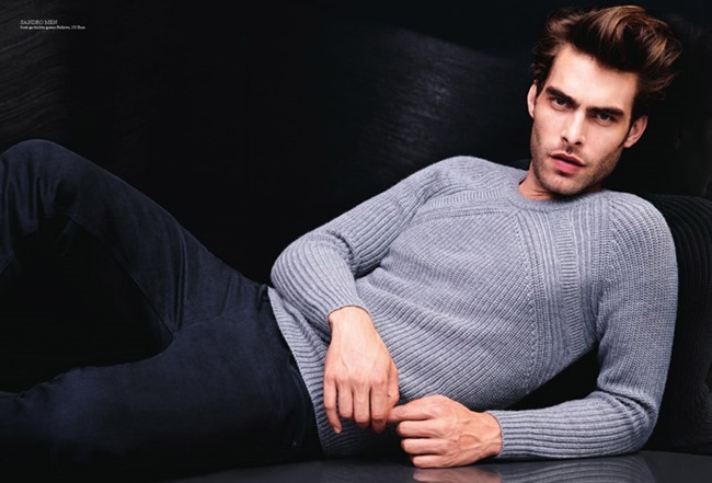 KADEWE MAGAZINE- Jon Kortajarena by Horst Diekgerdes. Fall 2013, www.imageamplified.com, Image Amplified (7)