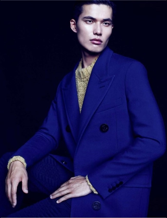 NUMERO HOMME CHINA- Dae Na by Bruno Staub. Jean Michel Clerc, Fall 2013, www.imageamplified.com, Image Amplified (3)